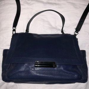 Diane Von Furstenberg 440 courier handbag
